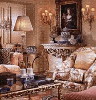 Rena Hintergrund Background Vintage Raum