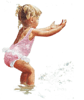 Kaz_Creations  Baby Enfant Child Girl Beach