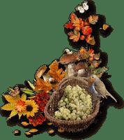 brin d'automne
