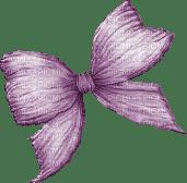 minou-lila-lace bow-spets-rosett