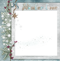 Cadre.Frame.Winter.Hiver.text.Victoriabea