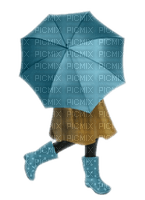 child umbrella enfant parapluie