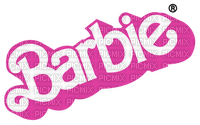 BARBIE LOGO TEXT
