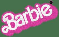 BARBIE LOGO TEXT
