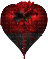 Coeur.Heart.Rose.Red.Blood.Deco.gothic.Victoriabea