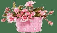 Fleurs.Flowers.Pot.Vase.Rose.Pink.Deco.Victoriabea