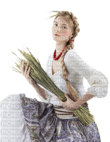 ble wheat woman femme