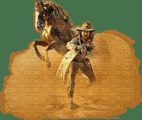 Kaz_Creations Man Homme Horse Cowboy