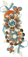 flower spring deco tube fleur printemps