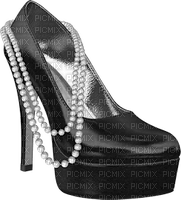 Kaz_Creations Black Deco Shoe Shoes  Colours