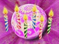 image encre bon anniversaire color effet  edited by me