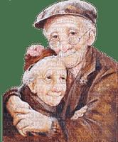 couple-old-gammal-par