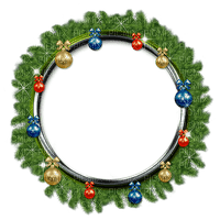 christmas noel frame cadre branch