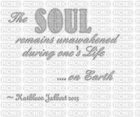 Soul quote by Kat