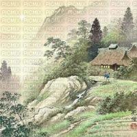 loly33 paysage asiatique