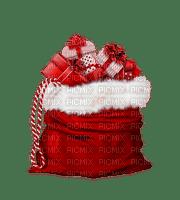 Christmas bag Santa Claus Gifts_Noël sac Père Noël Cadeaux