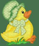 duck easter pâques cane