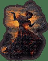 femme feu fire woman