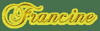 Francine-Signature